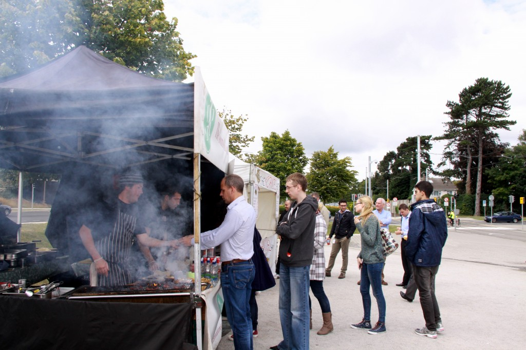 IOMST Irish Village Markets Stillorgan Luas