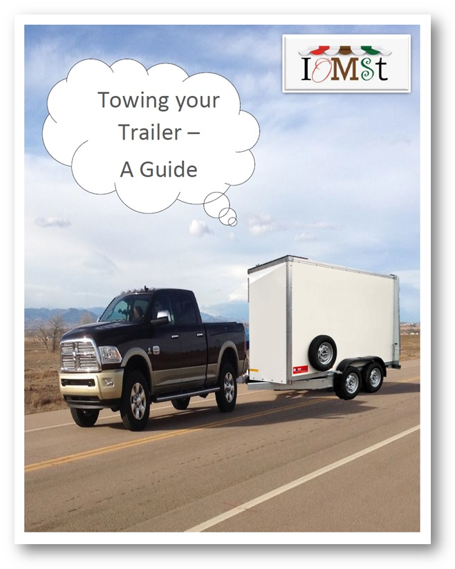Towing your trailer a guide